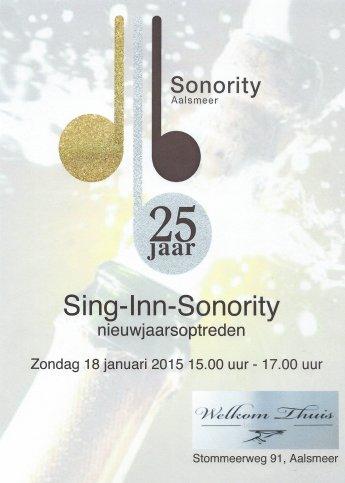 25 jaar Sonority